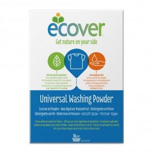 Ecover Σκόνη Πλυντηρίου Ρούχων για Λευκά & Δύσκολους Λεκέδες 1.2Kg