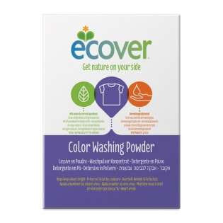 Ecover Σκόνη Πλυντηρίου Ρούχων για Χρωματιστά 1.2Kg