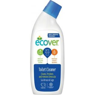 Ecover Καθαριστικό WC Υγρό 750ml με Άρωμα Θάλασσα / Φασκόμηλο