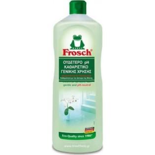 Frosch Υγρό Γενικού Καθαρισμού Με Ουδέτερο PH 1000ml