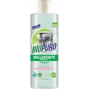 Biopuro Γυαλιστικό-Λαμπρυντικό Πλυντηρίου Πιάτων 300ml