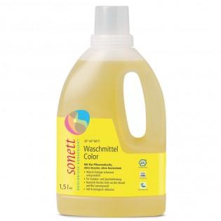 Sonett Υγρό Πλυντηρίου Ρούχων Για Χρωματιστά 1.5Lt