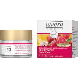 Lavera Κρέμα Αναδόμησης Ημέρας με βιολογικό cranberry & βιολογικό αργανέλαιο 50ml