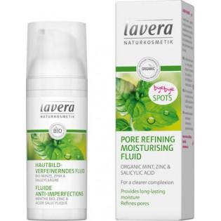 Lavera Facial Care Ενυδατική Κρέμα Προσώπου για σύσφιξη πόρων 50ml