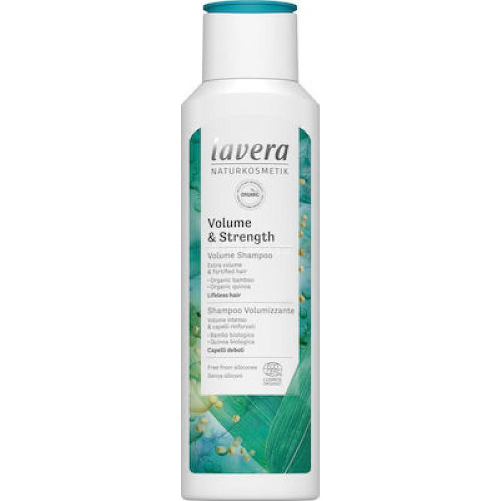 Lavera Hair Σαμπουάν για Δύναμη & Όγκο 250ml
