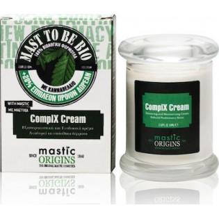 Mastic Origins ComplX Εξισορροπιστική & Ενυδατική Κρέμα Προσώπου 60ml