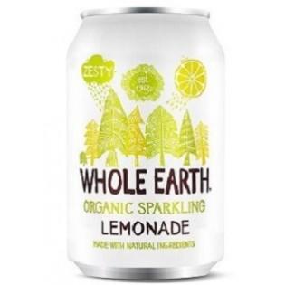 Whole Earth BIO-Λεμονάδα χωρίς ζάχαρη 330ml