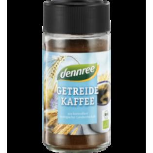 Dennree Υποκατάστατο Καφέ από Κριθάρι 100gr ΒΙΟ
