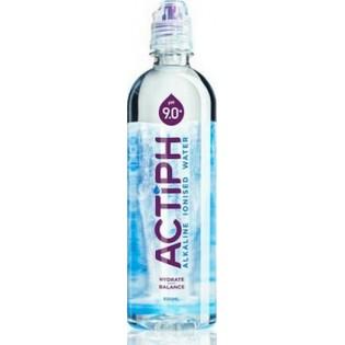 ActiPH pH9+ Αλκαλικό Ιονισμένο Νερό 0.6lt 1τμχ