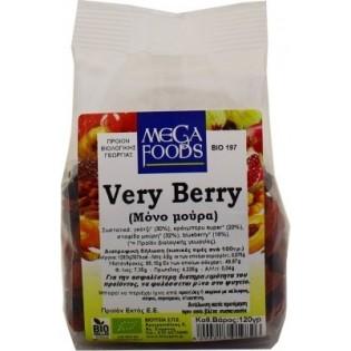 Mega Foods Mix Very Berry 120gr