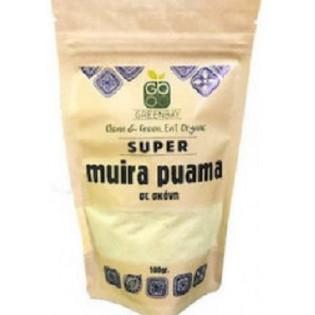 Green Bay Muira Puama σε Σκόνη 100gr