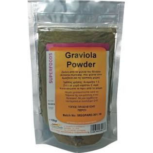 Health Trade Graviola Graviola σκόνη 100gr