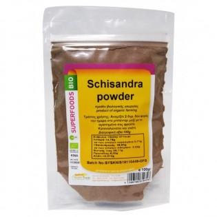 Health Trade Schisandra Powder 100gr Bio