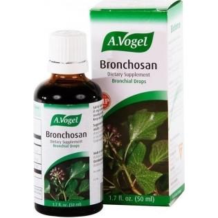 A.Vogel Bronchosan για το Βήχα, τη Φλεγμονή, τη Βρογχίτιδα και το Βρογχικό Άσθμα 50ml