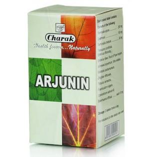 Charak Arjunin 100 ταμπλέτες