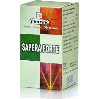 Charak Sapera Forte 100 ταμπλέτες