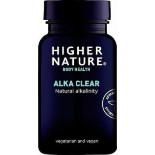 Higher Nature Alka Clear 180 κάψουλες