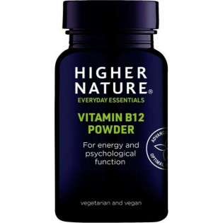 Higher Nature B12 Vitamin 200mcg 30gr