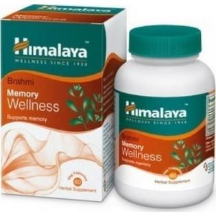 Himalaya Wellness Bacopa Memory Wellness 60κάψουλες