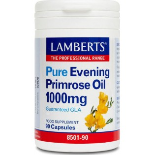Lamberts Evening Primrose Oil 1000mg 90 κάψουλες