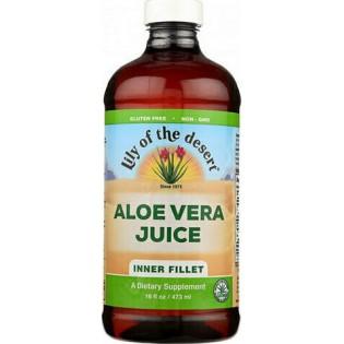 Lily of the Desert Aloe Vera Juice Inner Fillet 473ml
