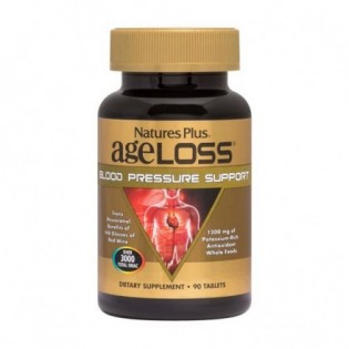 Nature's Plus Ageloss Blood Pressure 90 ταμπλέτες