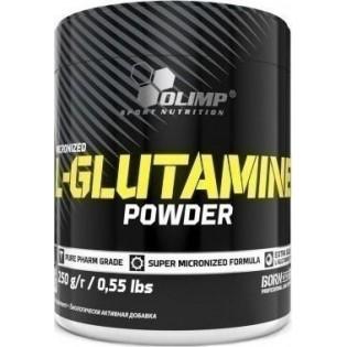 Olimp Sport Nutrition L-Glutamine Powder 250gr