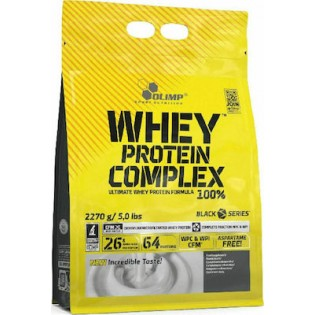 Olimp Sport Nutrition Whey Protein Complex 2270gr Βανίλια