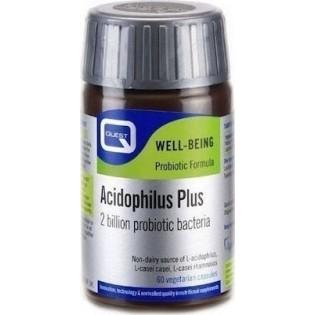 Quest Naturapharma Acidophilus Plus 60 φυτικές κάψουλες