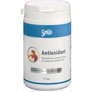 Smile Antioxidant 60 κάψουλες