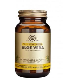 Solgar Aloe Vera 100 φυτικές κάψουλες