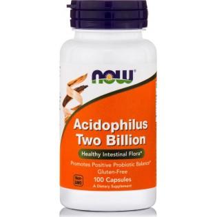 Now Foods Acidophilus 2 Billion 100 κάψουλες