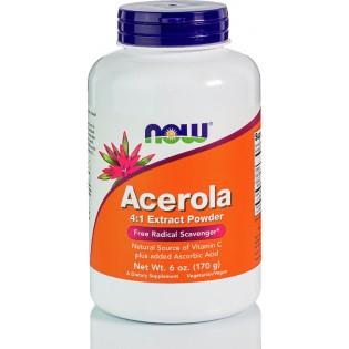 Now Foods Acerola (6oz) 170gr