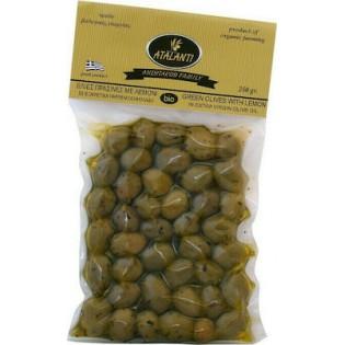 Ανεστάκος Ελιές πράσινες με λεμόνι σε ελαιόλαδο 280gr