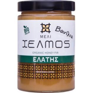 Χελμός Βιολογικό Μέλι Βανίλια Ελάτης 800gr