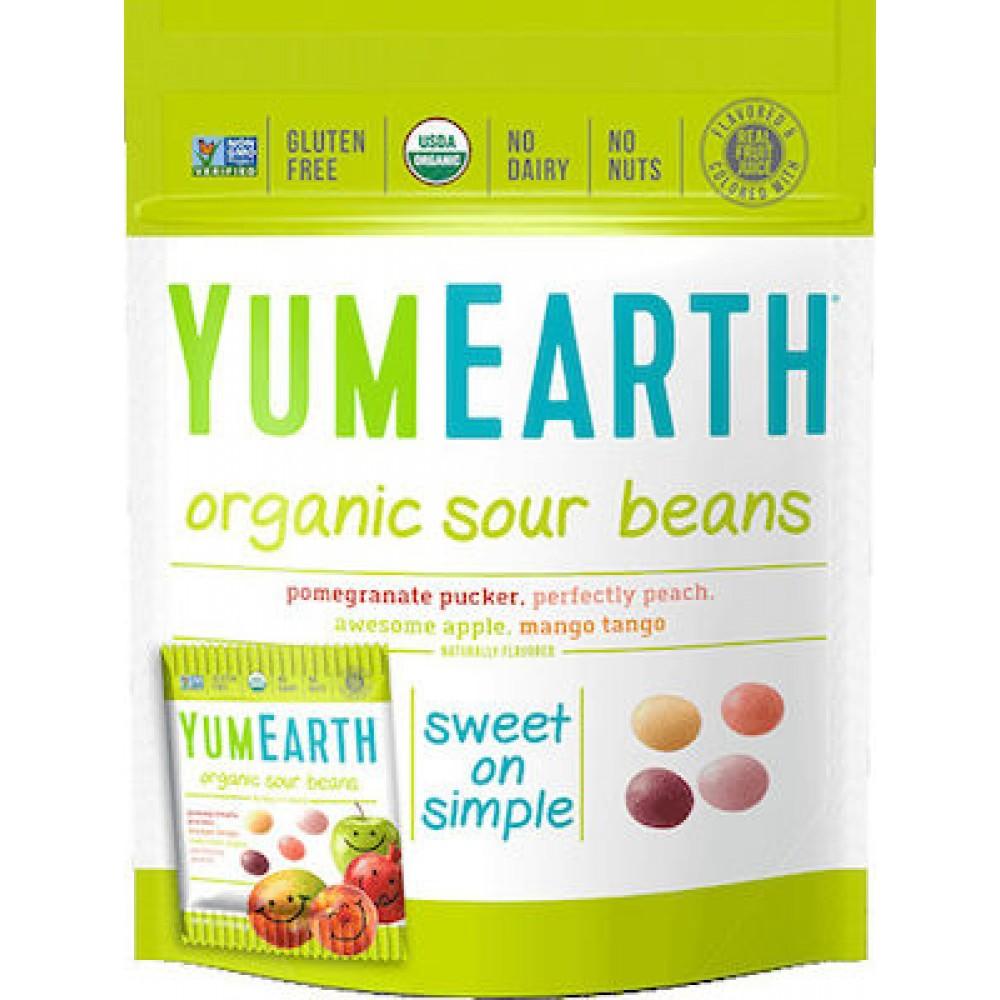 YumEarth Βιολογικά Κουφετάκια Φρούτων 50gr