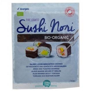 Terrasana Βρώσιμα Φύκια Nori για Σούσι 17gr