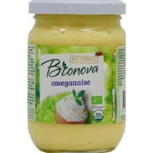 Bionova Μαγιονέζα Ω3-6-9 240ml ΒΙΟ