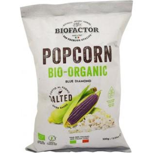 Biofactor Popcorn Μπλε 100gr