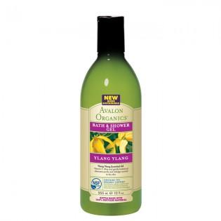 Avalon Organics Bath & Shower Gel 350ml