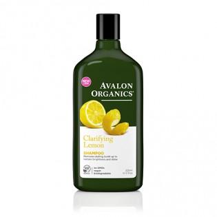 Avalon Organics Clarifying Lemon Shampoo 325ml