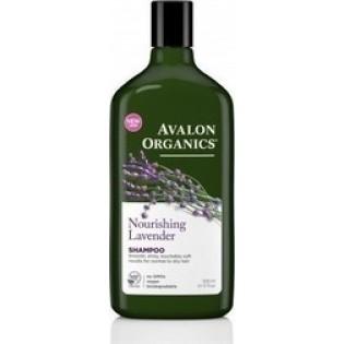 Avalon Organics Nourishing Lavender Shampoo 325ml