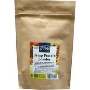 Mega Foods Hemp Protein Powder (πρωτείνη κάνναβης) 100gr Unflavoured