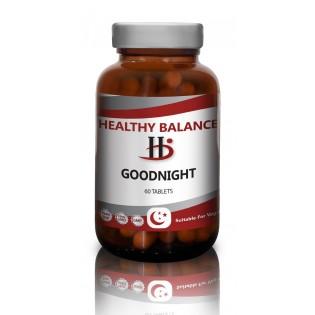 Healthy Balance Goodnight 60 ταμπλέτες