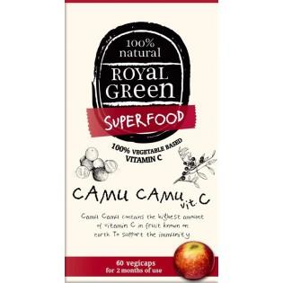 Royal Green Camu-camu Vitamin C 60 tabs