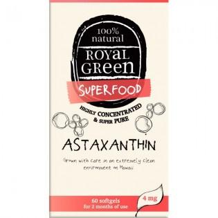 Royal Green Astaxanthin 60 ταμπλέτες