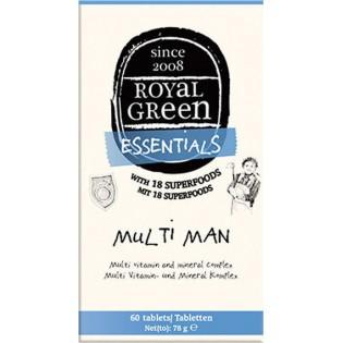 Royal Green Multi Man 60 ταμπλέτες