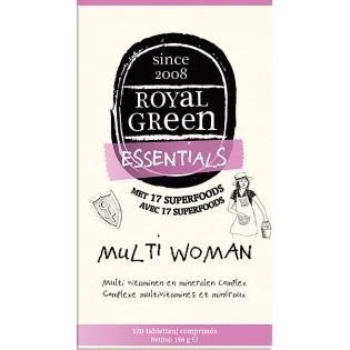 Royal Green Multi Woman 60 κάψουλες