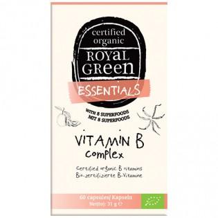 Royal Green Vitamin B Complex 60 κάψουλες