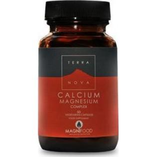 TerraNova Calcium Magnesium 2:1 50 κάψουλες